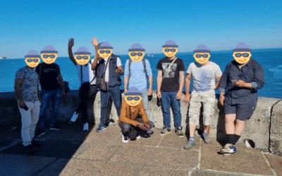 Excursion de cohésion du Chantier d'Insertion