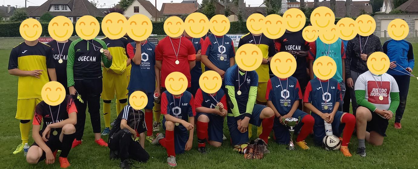 Tournoi football MECS Les FAUVETTES